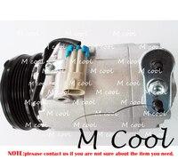 PV5 авто ac компрессор для Opel Astra 1.7 2.0 2.2 для Vauxhall Astra 2.0 2.2 6854013 24464152 6854046 93176877 R1580043 9132918