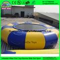 Прыжки Надувной Батут/Aqua Батут Для Озера водный парк взрослых спорт