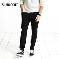 SIMWOOD Brand Hot Sale Casual Pants Men 2017 Autumn New Slim Fit Camouflage Trousers Plus Size