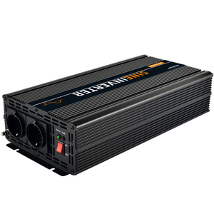 Image 2 - Inverter 12V/24V 220V 230V 2500W/5000W Voltage transformer Pure Sine Wave Power Inverter DC12V to AC 220V Converter