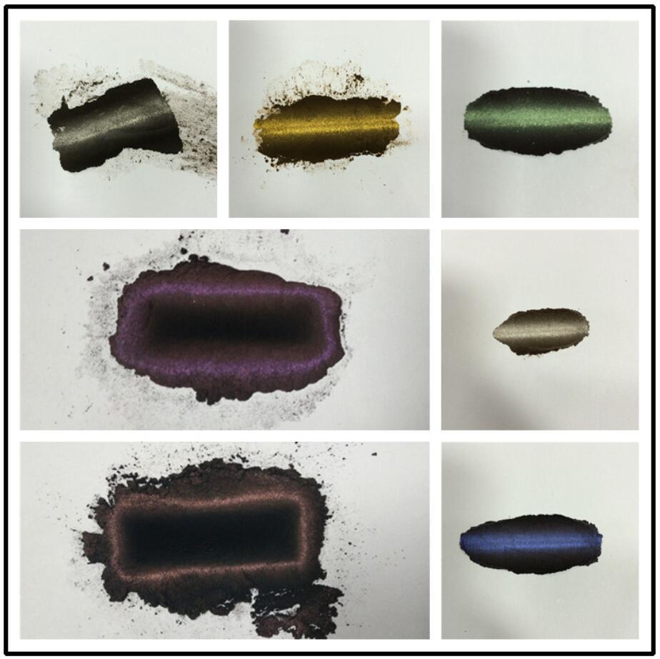 GüNstiger Verkauf 3d Katze Auge Wirkung Magnet Spiegel Pulver Magnetische Glitter Staub Chrome Nail Art Pigment 10 Gramm SorgfäLtige FäRbeprozesse Nails Art & Werkzeuge