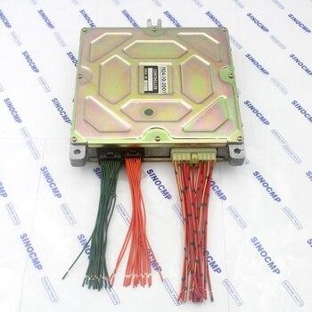 PC200-6 PC-6 6D95 Línea De Enchufe De Conector De Controlador Grande Y Pequeño Para Excavadora Komatsu, Garantía De 3 Meses