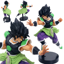 Children Gifts Collections Dragon Ball Z SUPER ULTIMATE SOLDIERS Broly Broli Model The Movie Broly PVC Action Figure Toys cd sweet action the ultimate story