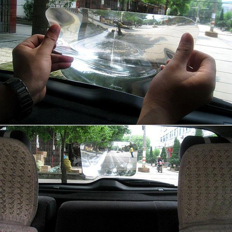 Voiture Intérieur Parking Inversion Arrière Autocollant De Voiture Intérieur Trésor de Recul avec Lentille De Fresnel et Grand Angle