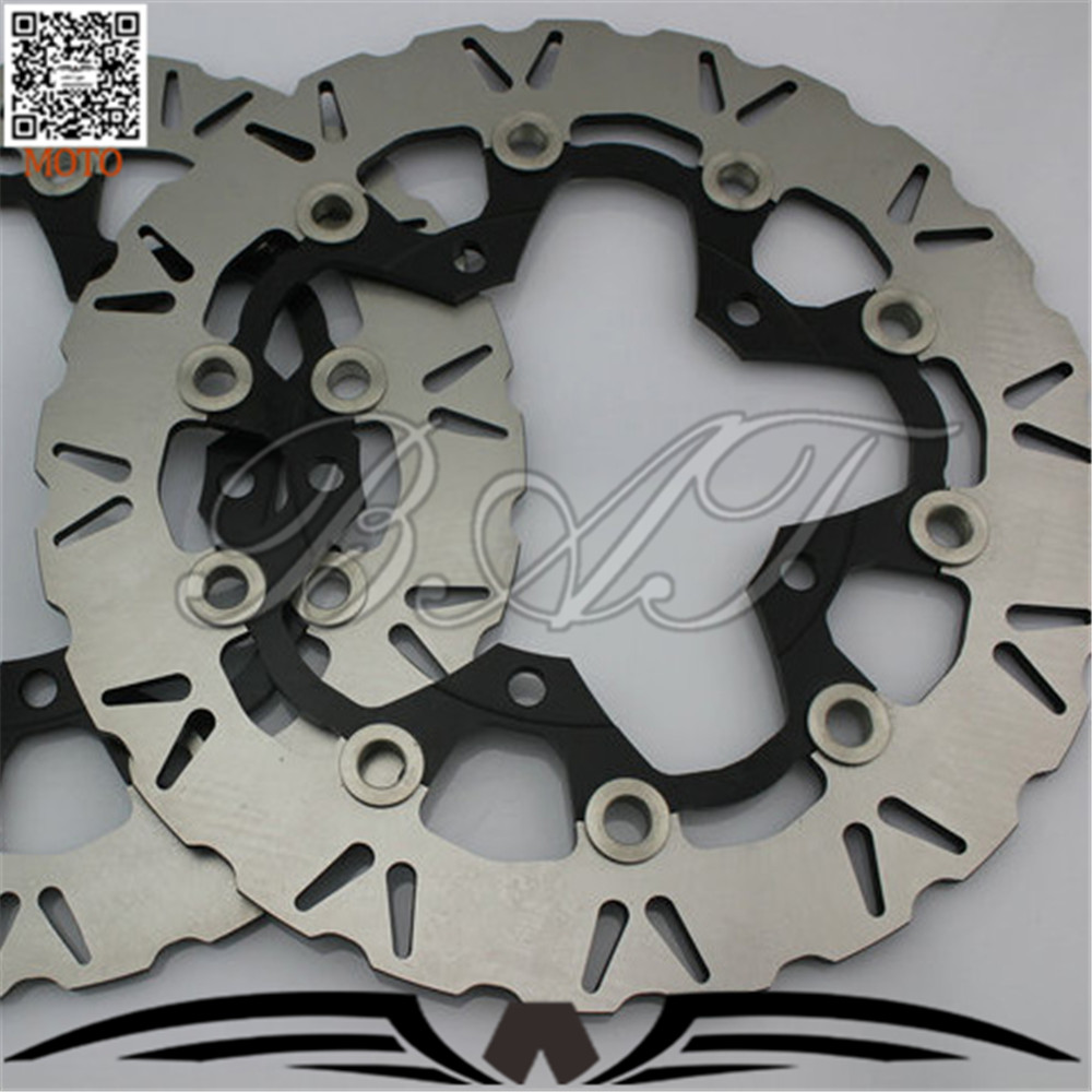 Motorcycle Accessories Front Brake Discs Rotor For SUZUKI GSR600 2006 2007 2008 2009 motorbike front brake motorcycle accessories front brake discs rotor for suzuki gsf1200 2006 06 motorbike accessories front brake cn
