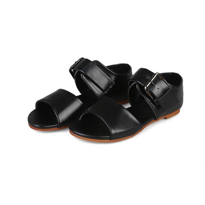 Morazora 2019 Heißer Verkauf Frauen Sandalen Einfache Schnalle Sommer Schuhe Bequem Mode Flache Schuhe Weibliche Einzigartige Casual Schuhe Frau Frauen Schuhe Frauen Sandalen
