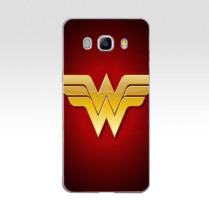 С рисунком Бэтмена, пижама с рисунком Супермена флэш чудо-женщина Человек-паук 02 чехол для samsung Примечание 3 4, 8 для Galaxy a3 a5 2017 j3 j5 j7 2015 2016 2017