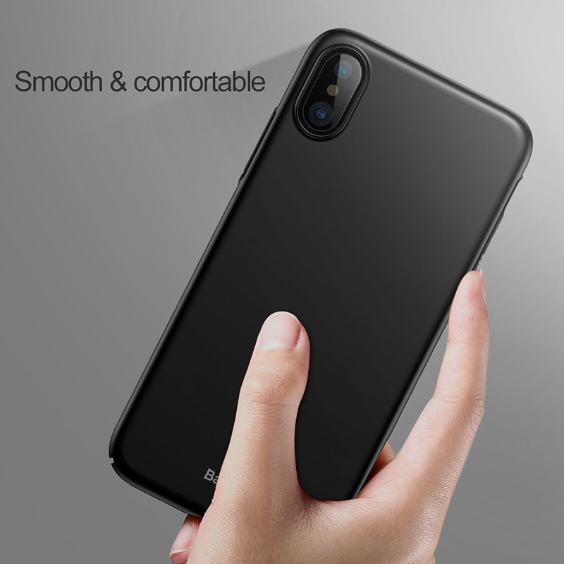 coque baseus iphone x