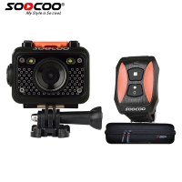 SOOCOO S60B 1080P Sport Action Camera Waterproof Wifi Full HD 170 Degree Lens With Wireless Remote