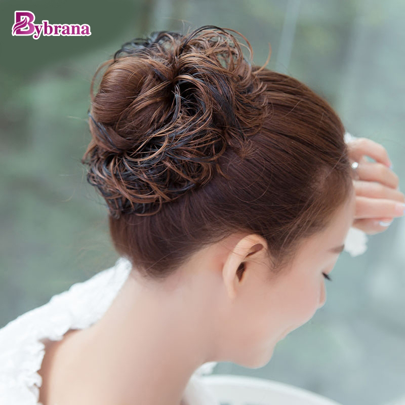 Bybrana Short Curly Hair Tails Women Hairstyles Anime Game