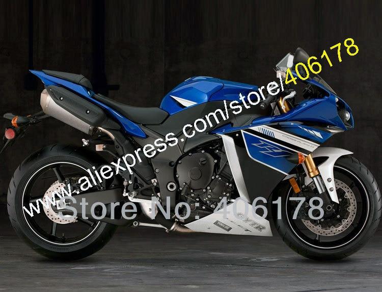 Ventes chaudes, Pour Yamaha YZF R1 Carénage 2012 2013 2014 YZF-R1 YZFR1 YZFR1 12 13 14 Moto Carénage Corps Kits (moulage par injection)