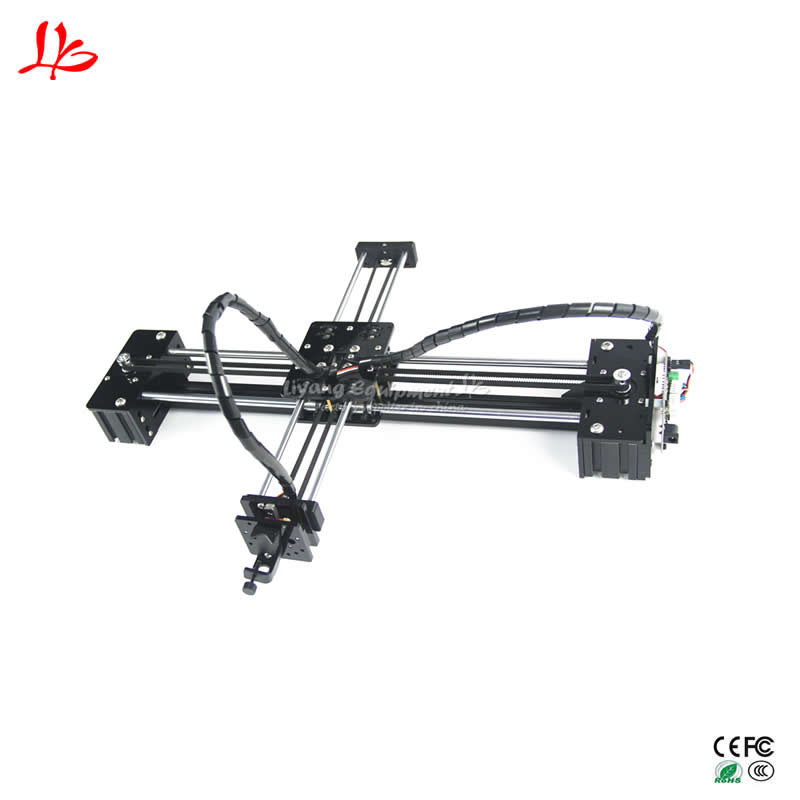 Automatic lettering writing machine drawing robot free software support laser image