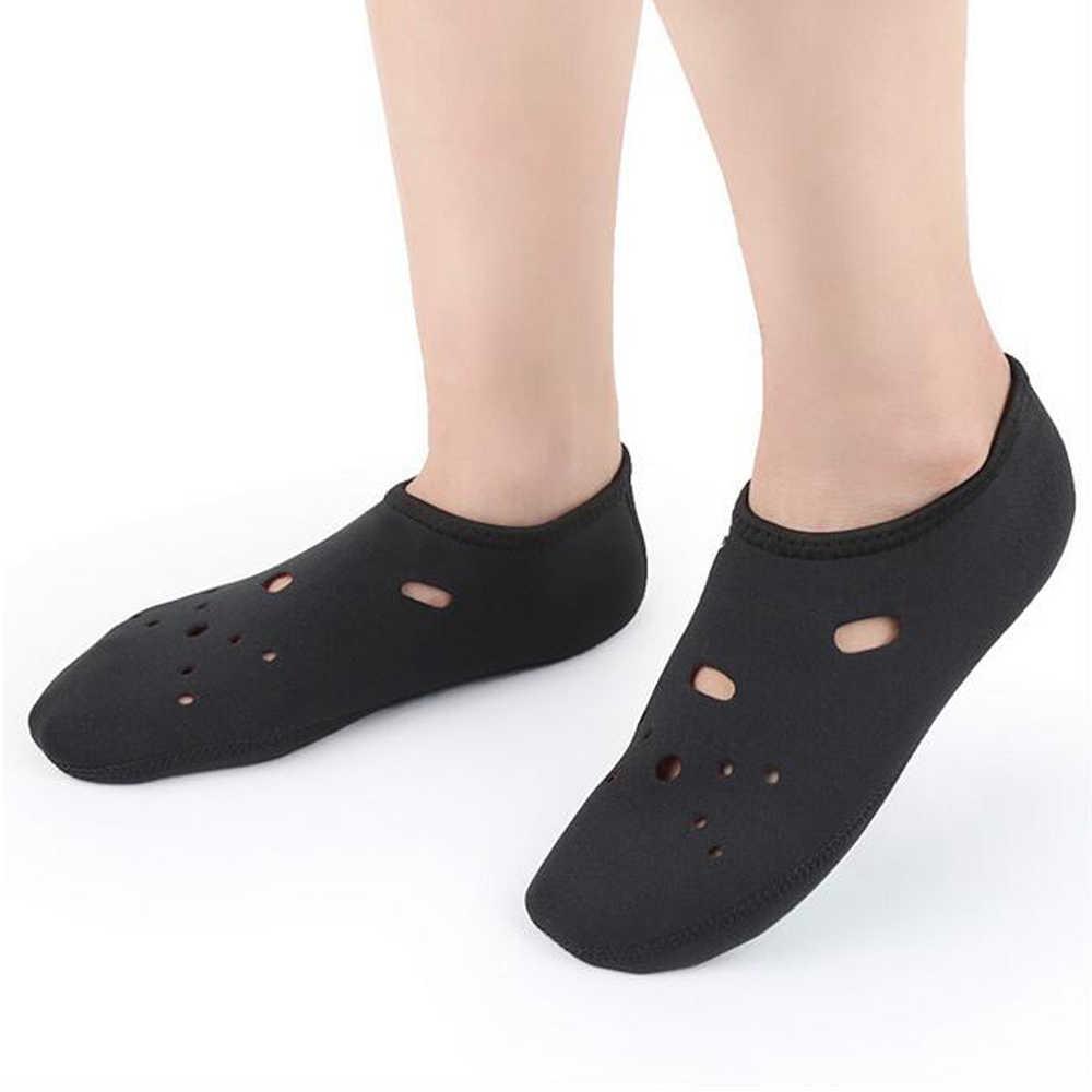 Sunvo yaz erkek kadın Slipony su ayakkabısı Sandalias kayma terlik plaj dalış su parkı sandalet Aqua Shoes ayakkabı kapakları