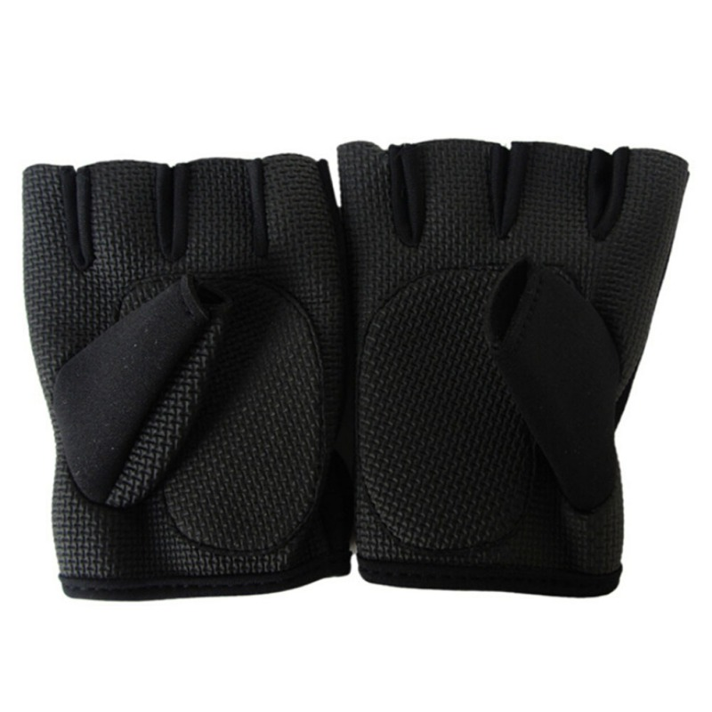 Men And Women Exercise Weightlifting Sports Gloves Outdoor Skid Mountain Riding Gym Training Gloves