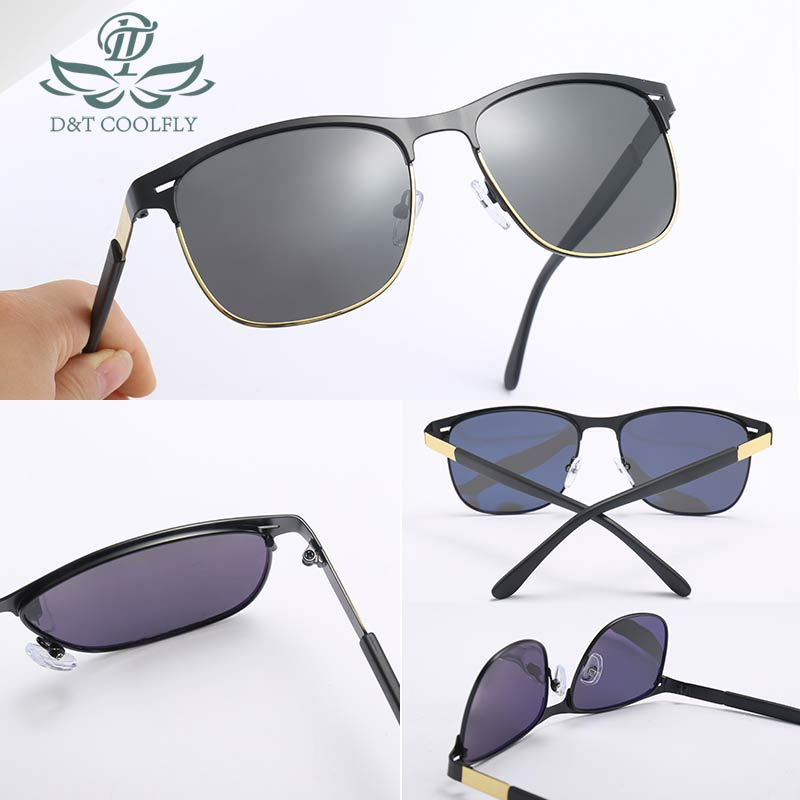 Cool Sunglasses Brand Design Men 39 s Square Style TAC Polarized Classic Sunglasses For Male For Day And Night Driving Eye Wear in Men 39 s Sunglasses from Apparel Accessories