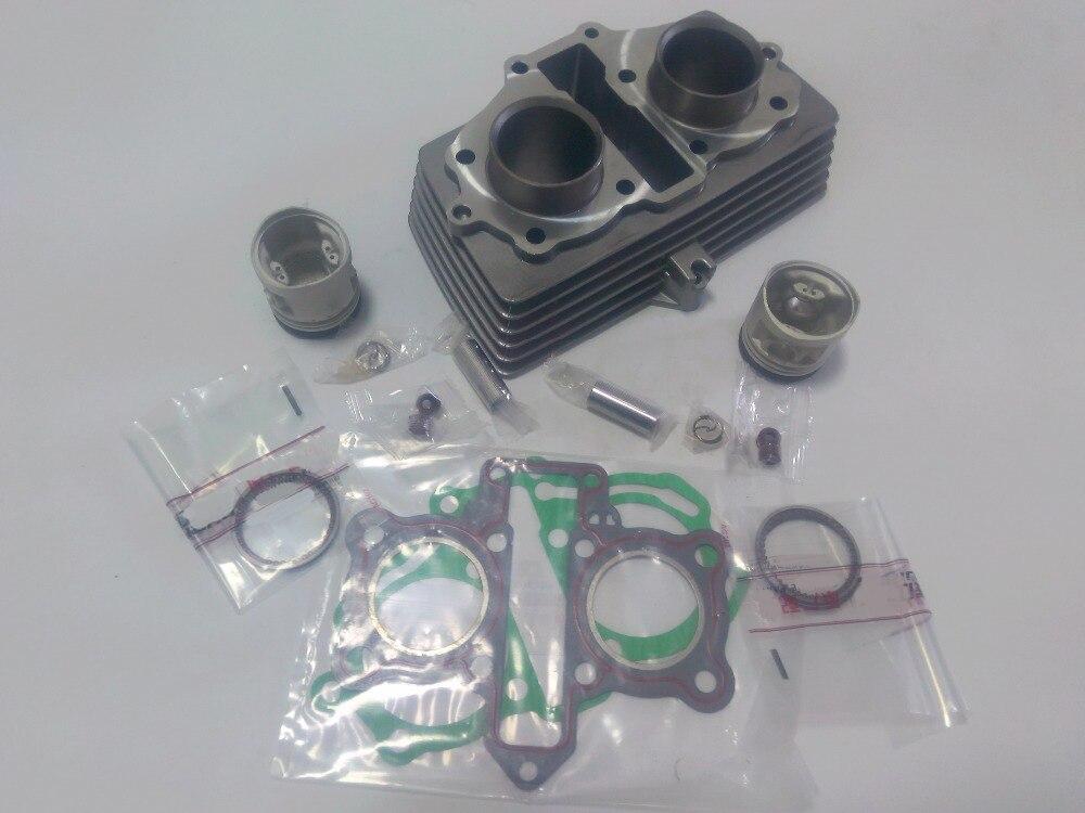 OEM Quality Cylinder Kit Piston Set For Honda Rebel CMX 125 CBT125 CM125