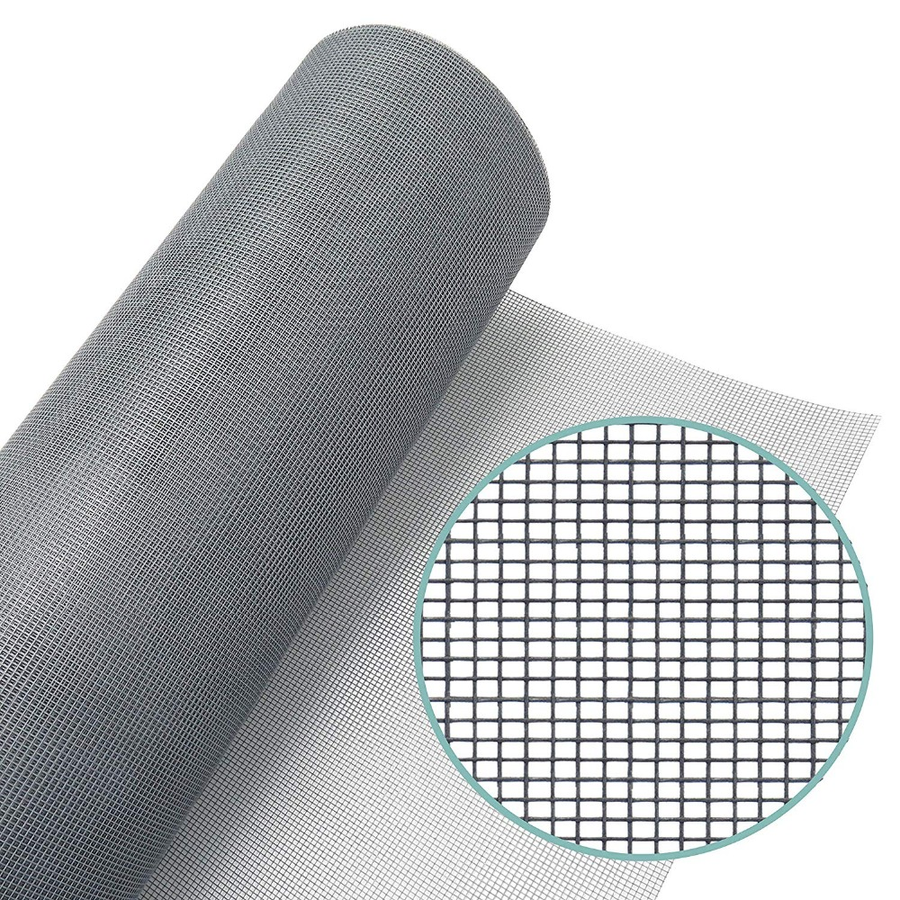 100cm length Nano Invisible Fly Mosquito Screen Net Mesh for Door Window Protect Baby Family from Insect and Bug in Window Screens from Home Garden