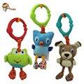 Uma variedade de animais bonitos cama sinos pendurados jóias pingente pingente de carro berço do bebê brinquedos Para O Presente das Crianças Dos Miúdos brinquedos