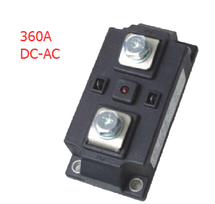 Factory price 360A ssr industrial solid state relay, DC- AC ssr , ac solid state relay, single phase ssr free shipping mager 10pcs lot ssr mgr 1 d4825 25a dc ac us single phase solid state relay 220v ssr dc control ac dc ac