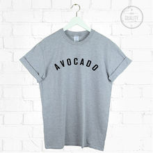"Multicolor ""Avocado"" men's shirt"