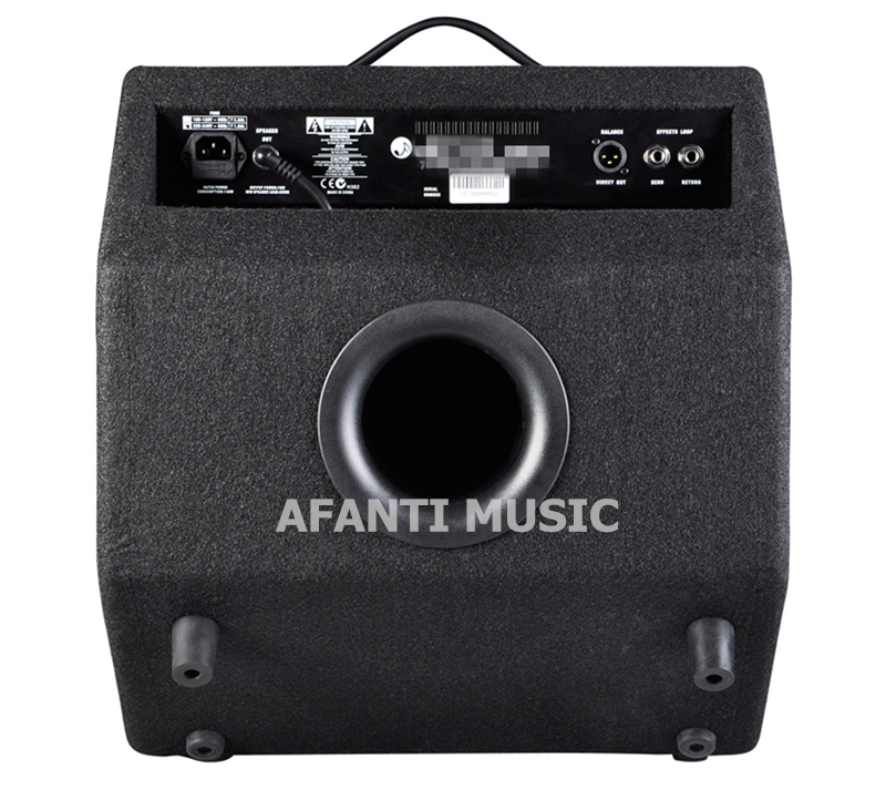 Afanti Music Electric Bass Amplifier (AMP-122) afanti music gib es335 style 4 strings bass guitar es335 b27