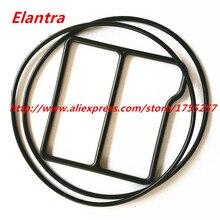 Freies Verschiffen, Automobil klimaanlage kompressor zylinder o-ring für H Elantra, Die kompressor zylinder dichtung