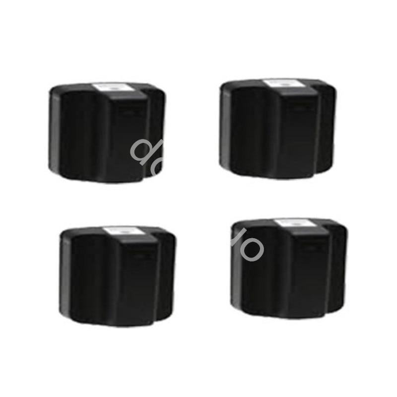 4 Black Ink Cartridge For HP 363 Photosmart C6150 C6175 C6180 C6183 C6185