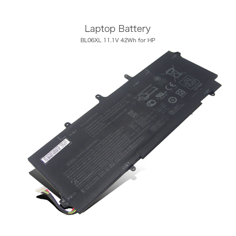 11.1V 42Wh 6 Cell BL06XL Notebook Internal Battery for HP BL06042XL 722236-171 HSTNN-DB5D HSTNN-W02C 722236-2C1 Buy Batteries jigu laptop battery bl06042xl bl06xl hstnn db5d hstnn ib5d hstnn w02c for hp for elitebook folio 1040 g0 g1 l7z22pa