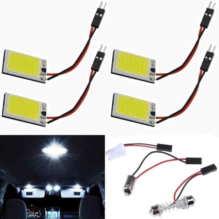 21 led SMD COB LED Car Panel light Interior Room Dome Car Light Bulb Lamp  power consumption long-lasting #7