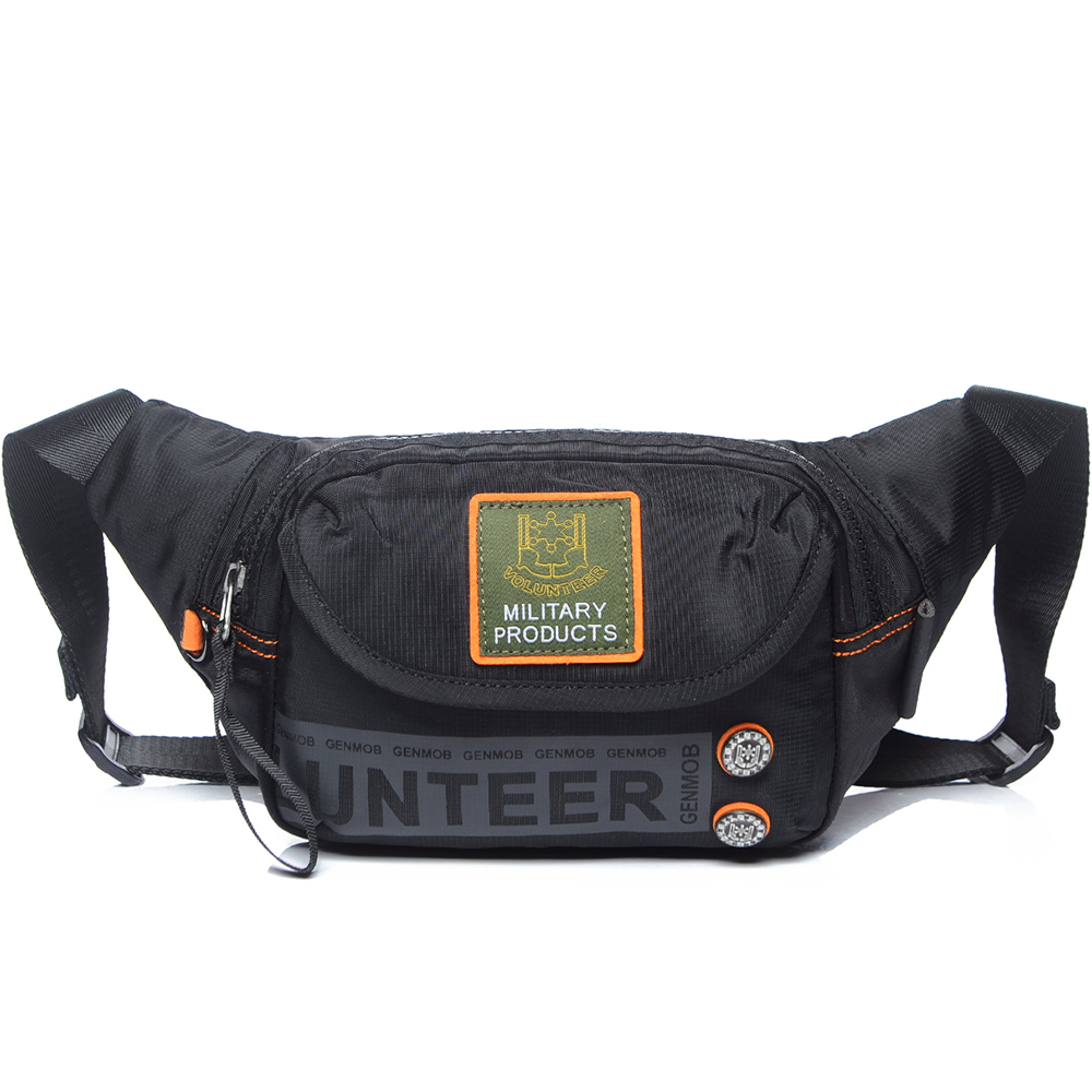 Military Waterproof Oxford Waist Chest Bags Travel Crossbody Shoulder Bag Purse Pouch Casual Small Men Hip Bum Fanny Belt Pack