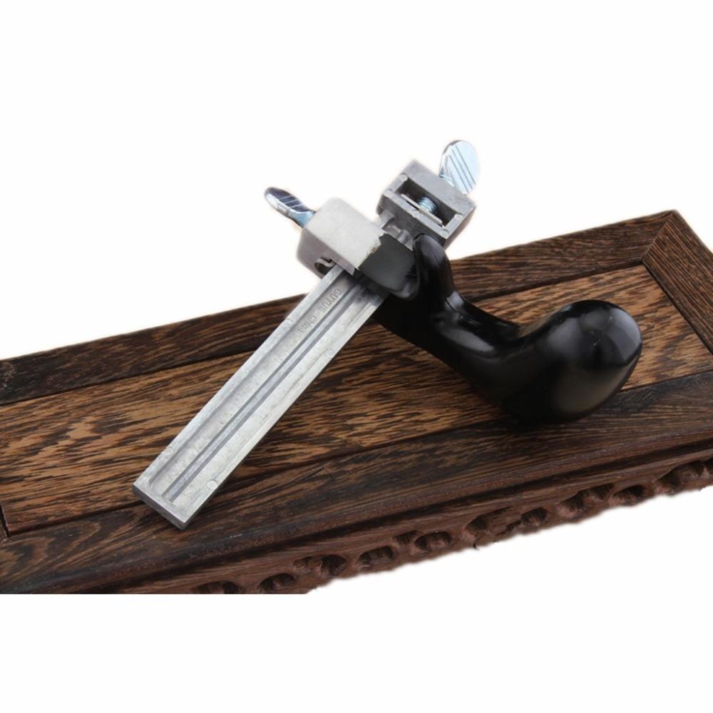 Cuir artisanat outils Cutter poinçon sangle ceinture portefeuille sangle professionnelle alliage bricolage - 5