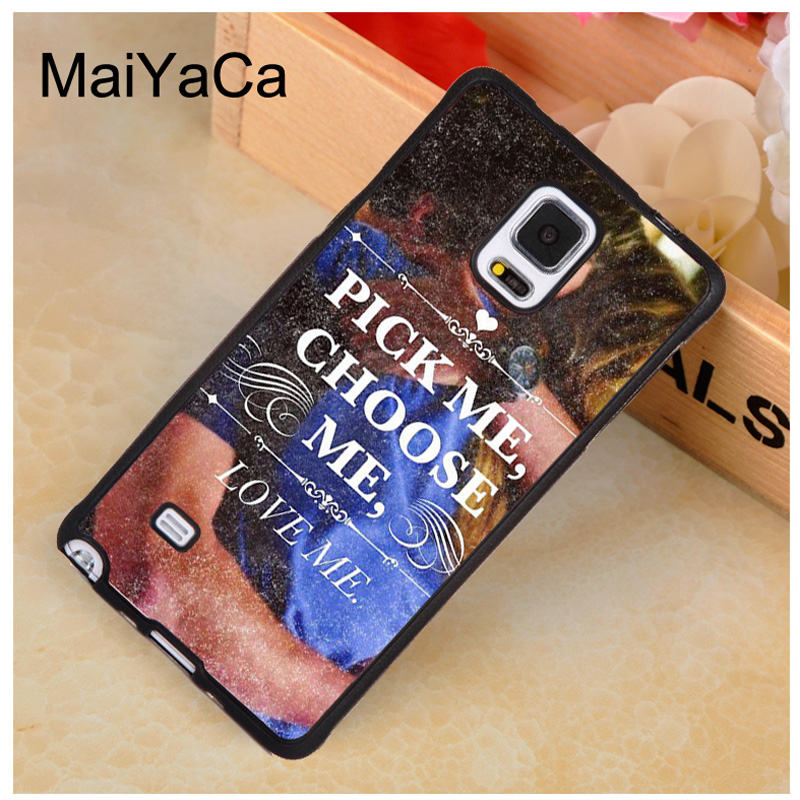 100% Quality Maiyaca Greys Anatomy Youre My Person Case For Samsung S7 S5 S6 Edge S8 S9 S10 Plus Lite Note 9 8 4 5 Back Cover Phone Bags & Cases