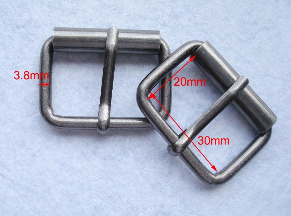 744408f9939126 Commercio all ingrosso 30mm largo argento antico ruggine antico placcatura  ferrosi pin fibbia della cintura