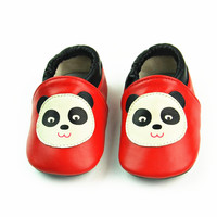 Hot Sale First Walkers Genuine Leather Animated Cartoon Baby Moccasins Baby Shoes Bebe Newborn Soft Shoes