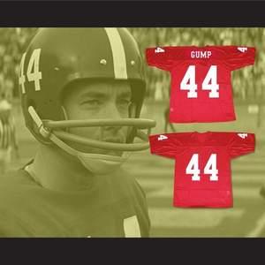 2495f0b5209 Forrest XS-6XL Gump Alabama Jersey Custom 44 Red Universiteit van Alabama  Tom Hanks