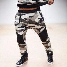 2016 Marca de Los Hombres SEAN Joggers Pantalones Militares de Camuflaje Pantalones Pantalones de Chándal Para Los Hombres pantalon homme cuerpo de ingenieros
