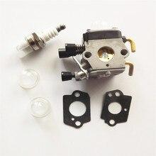 цена на New Carburetor Carb For Stihl HS45 Hedge Trimmer FS38 FC55 FS310 Zama C1Q-S169B