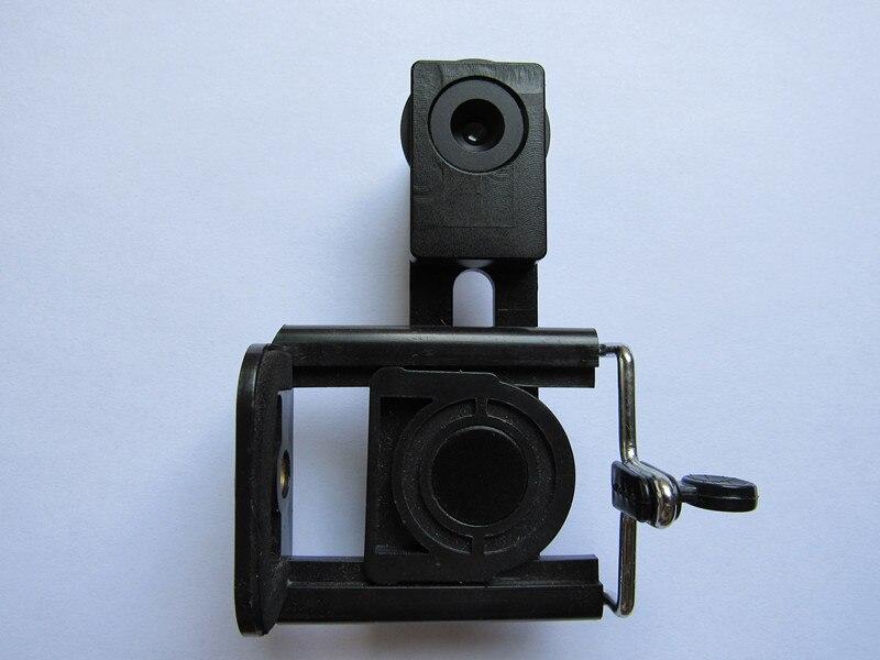 Klip universial mount celah biologi mikroskop lensa mata mm
