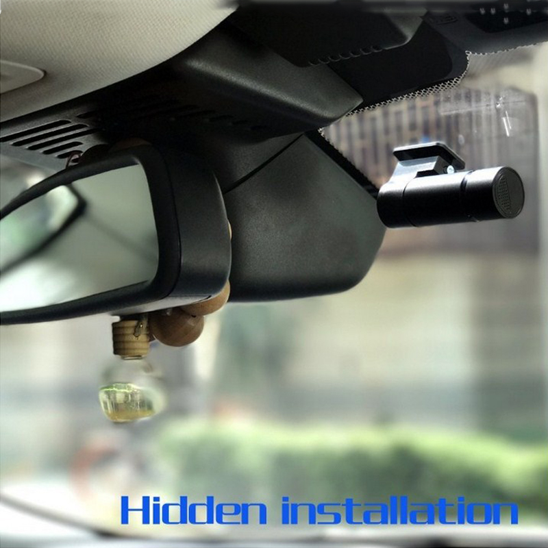 Image 3 - Collision Sensor WIFI DVR Recorder Camera Video Auto Support Microphone Car DVR Camera Mirror 170 Degree Driving Recorder Camera-in DVR/Dash Camera from Automobiles & Motorcycles