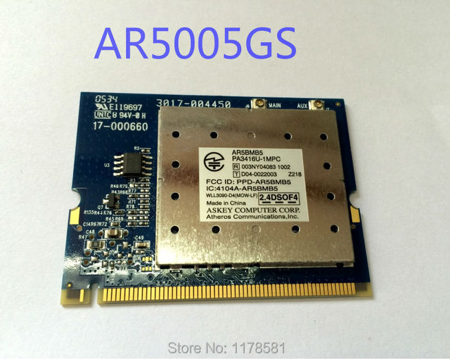 AR5005G WIRELESS ADAPTER WINDOWS 8 DRIVERS DOWNLOAD (2019)