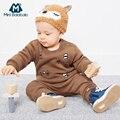Neugeborenen Weihnachten Kleidung 2018 Winter Baby Jungen Kleidung Outfits Anzug Kinder Baby Mädchen Kostüme Set Infant Kleidung 3 6 9 12 monat