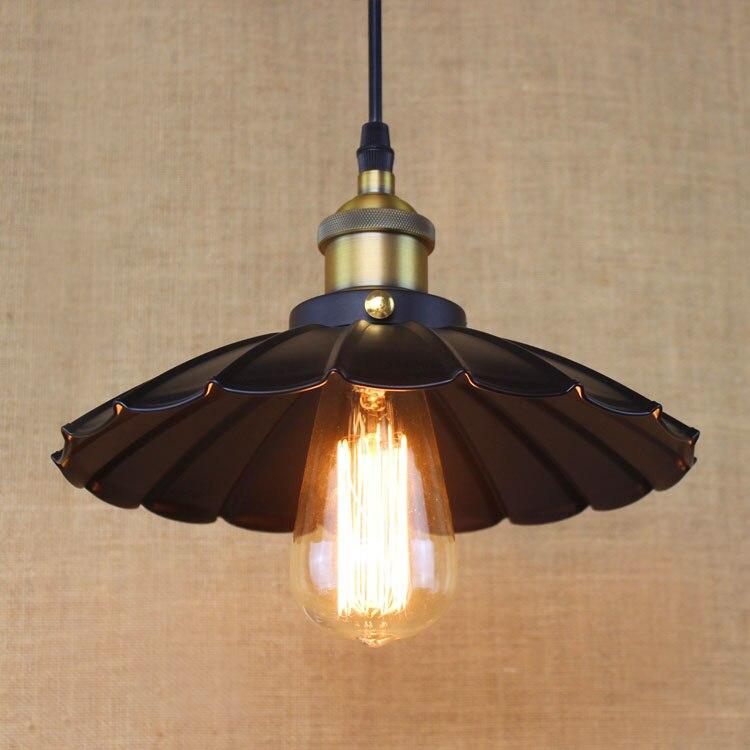 Edison Loft RH Industrial Warehouse Pendant Lights