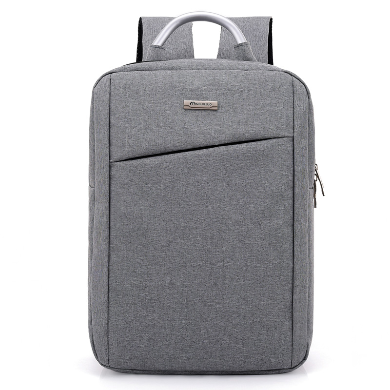 Mens Urban Business Backpack Casual Fashion Male Nylon Laptop Computer Bag high school student Notebook