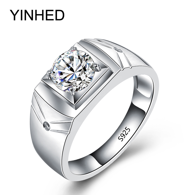 Aliexpress.com : Buy YINHED Real Solid 925 Sterling Silver