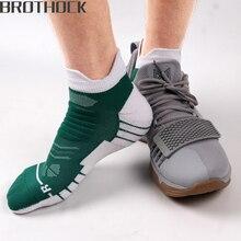 Brothock Stars boat socks professional men basketball quick drying breathable summer towel thickening elite sport