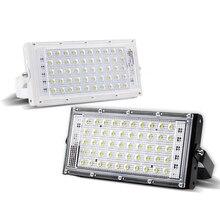 220V LED Multifunctional Portable Lamp IP66 Waterproof 50W  RGB Floodlights OutdoorUltra bright Flood multicolour Ligh