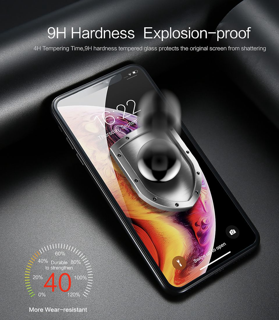 6D Glass for OPPO F7 R15 R17 F9 Pro Screen Protector Full Cover Tempered Glass for OPPO Realme 2 Pro U1 C1 A5 A3s A7 A71 A83 K1 (6)