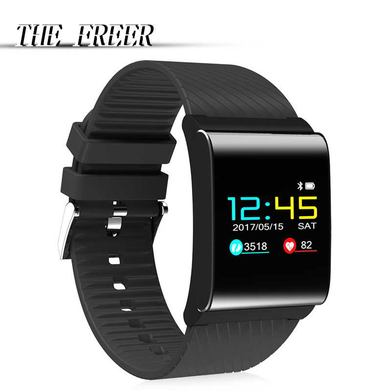 Colorful sports watch fashion smart watch blood pressure heart rate monitor Bluetooth call reminder sleep monitoring fitband f4 smart brace sport монитор сердечного ритма спортивный шаг heart rate sleep monitor incoming call alert rose gold