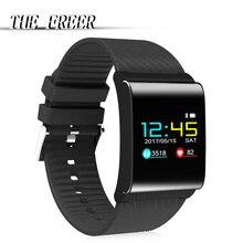 Мода X9 PRO цифровые наручные часы Smart Wristband Heart Rate / монитор артериального давления Sedentary Reminder Pedometer Remote Camera