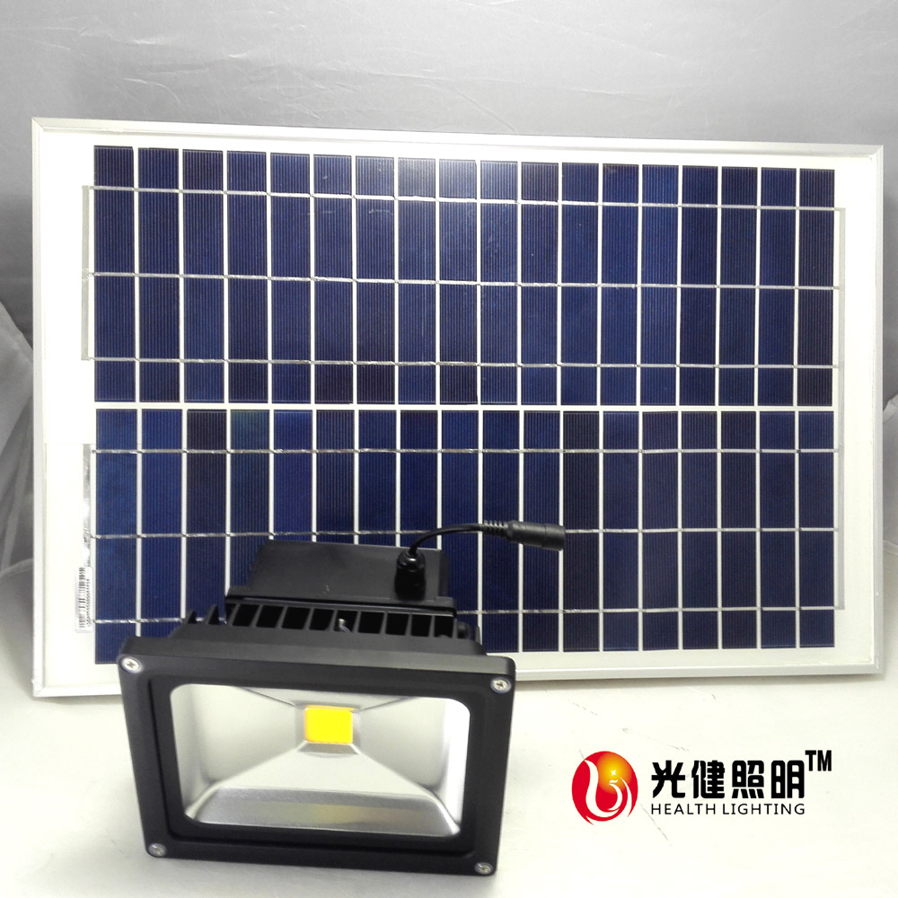 ФОТО 20W led running 12hours automatic photoswitchable induction solar light  IP65 light-dependent control  Lamp  Outdoor/Indoor